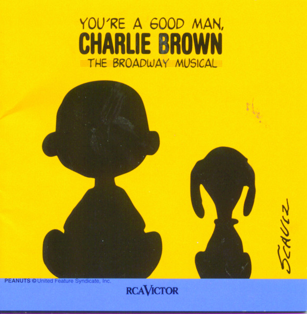 New Broadway Cast of You're a Good Man, Charlie Brown (1999)