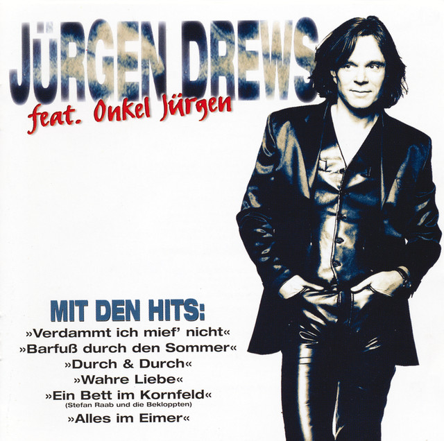 Jürgen Drews Jürgen Drews album cover