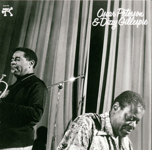 Oscar Peterson & Dizzy Gillespie album