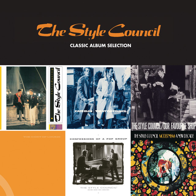 Artwork for A Man Of Great Promise by The Style Council