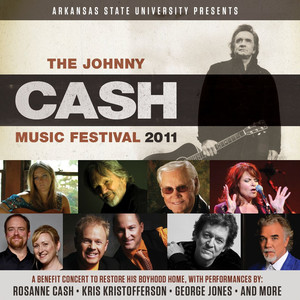 The Johnny Cash Music Festival 2011 - George Jones