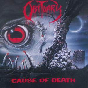 Obituary Dying cover
