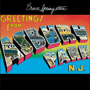 Greetings From Asbury Park, N.J. album