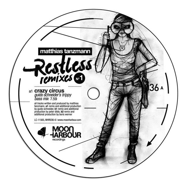 Restless Remixes Part 1