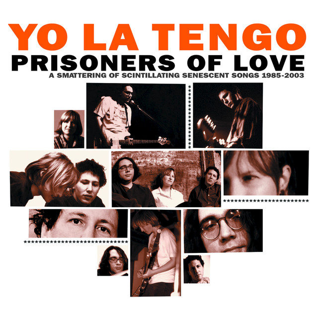 Prisoners of Love - A Smattering of Scintillating Senescent Songs 1985-2003 Albumcover