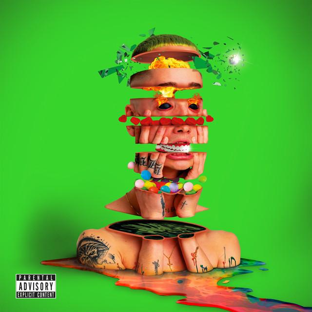 Album cover for UFO by Zoda