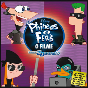 Phineas Hey Ferb cover
