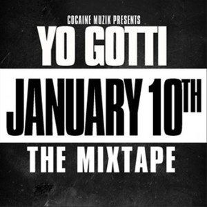 January 10th : The Mixtape! Albumcover