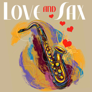 Love and Sax Albumcover
