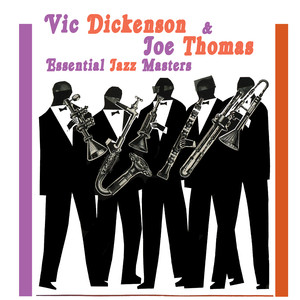 Vic Dickenson, Buck Clayton, Hal Singer The Lamp Is Low cover