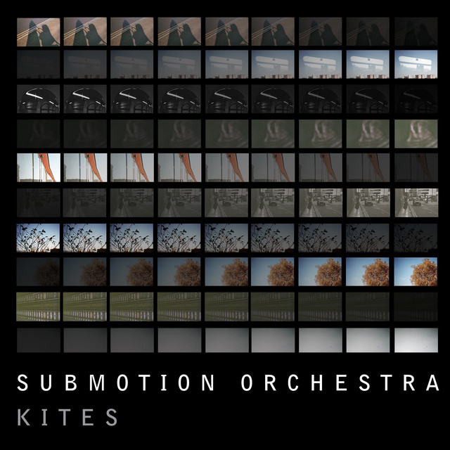 Album cover for Kites by Submotion Orchestra