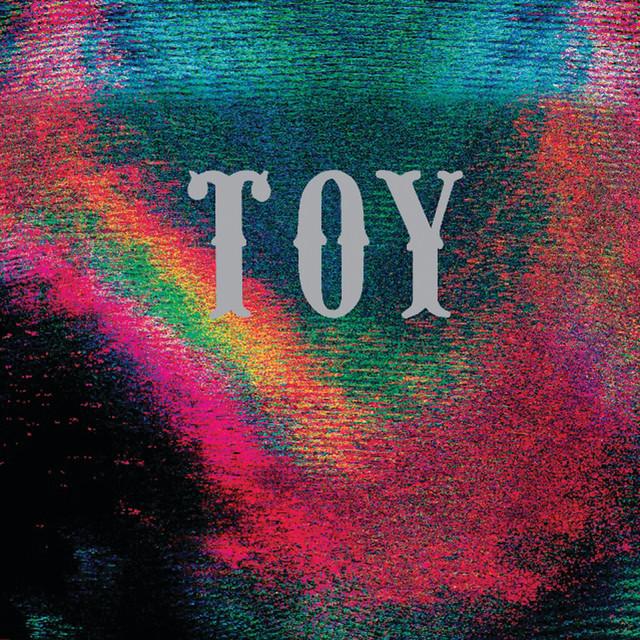 Skivomslag för Toy: Toy