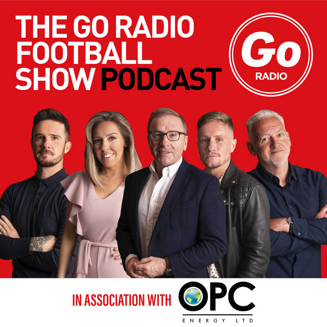 The Go Radio Football Show Podcast   Podcast on Spotify
