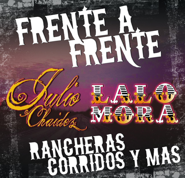 "Frente A Frente ""Rancheras, Corridos Y Mas"""