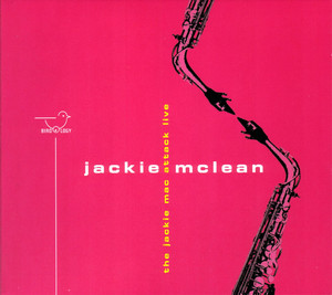 The Jackie Mac Attack Live album