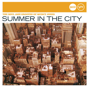 Summer In The City (Jazz Club) Albumcover