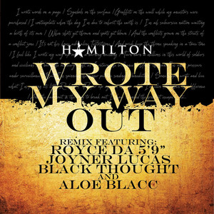 Wrote My Way Out (Remix) [feat. Aloe Blacc] Albümü