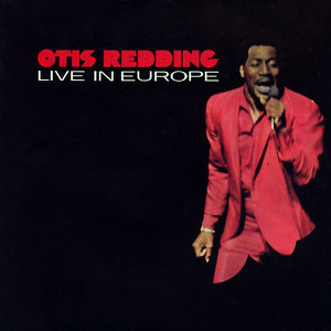 Live In Europe Albumcover