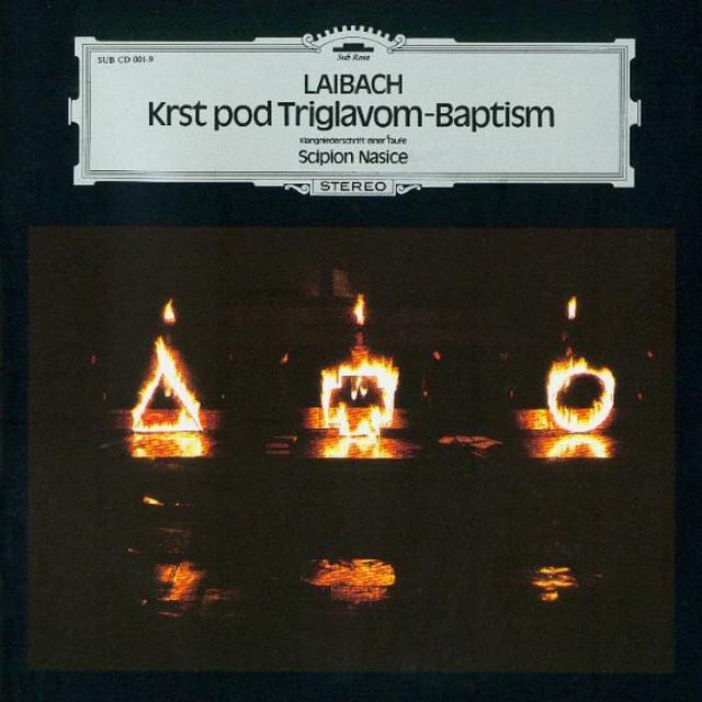 Krst Pod Triglavom, Baptism