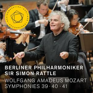 Mozart: Symphonies Nos. 39, 40 & 41 Albümü
