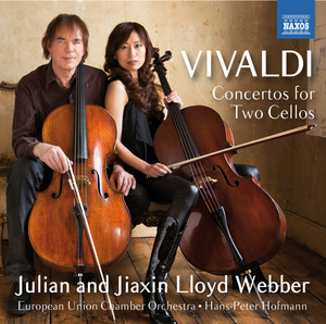 Vivaldi: Concertos for 2 Cellos Albumcover