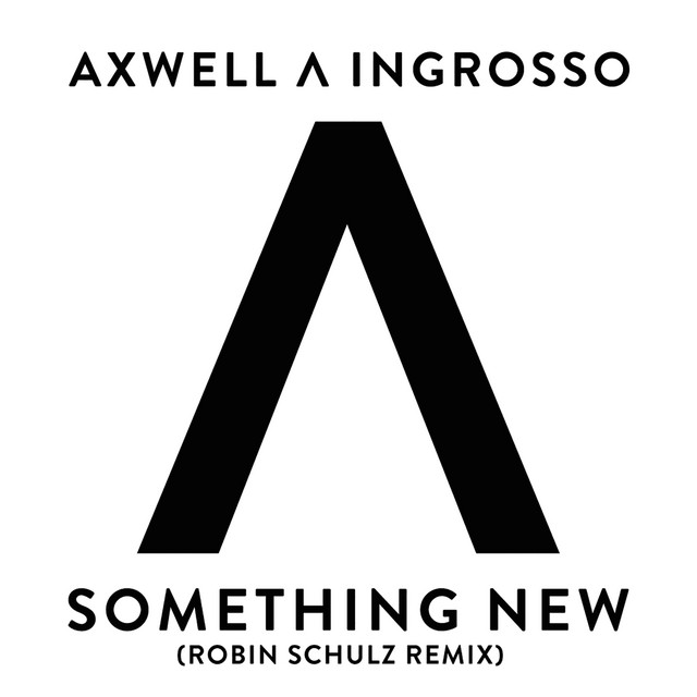 Something New Remix album cover