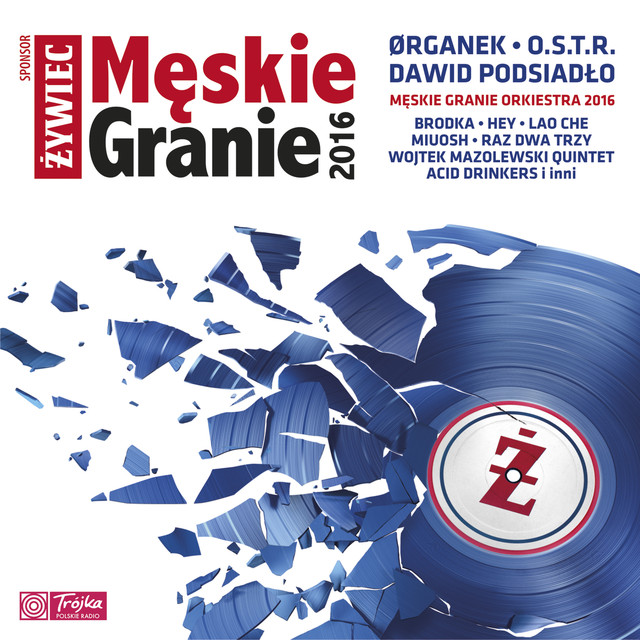 Album cover for Męskie Granie 2016 by Various Artists