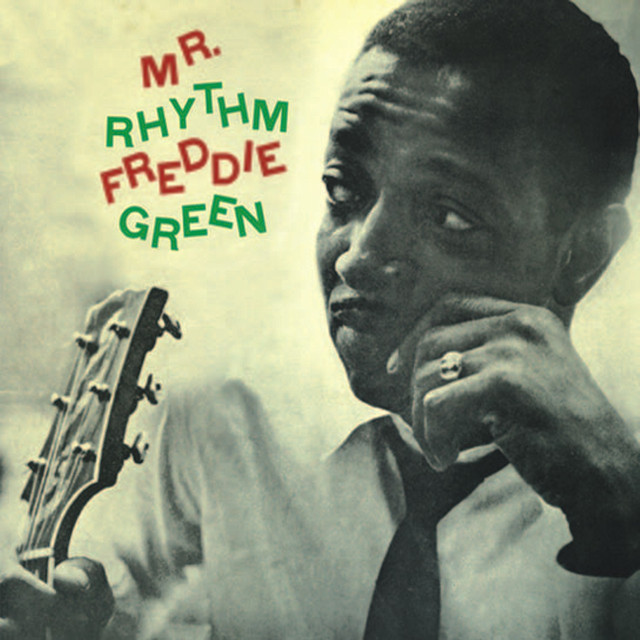 Al Cohn, Freddie Green Mr Rhythm (Remastered) album cover