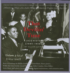 That Devilin' Tune: A Jazz History (1895-1950) album