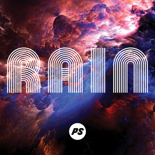 Album cover for Rain by Planetshakers