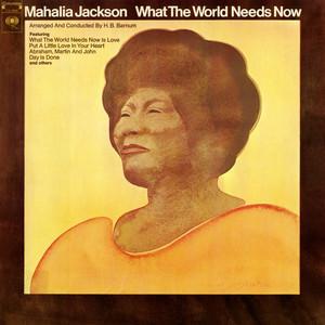 What the World Needs Now album