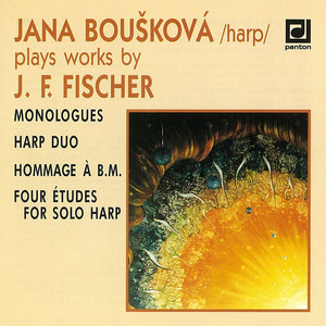 Jana Boušková - Fischer: Works for Harp
