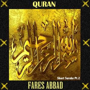 Fares Abbad, Short Suras - Pt. 2 Albümü