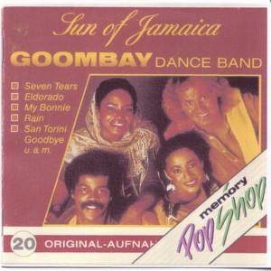 Sun Of Jamaica Albumcover