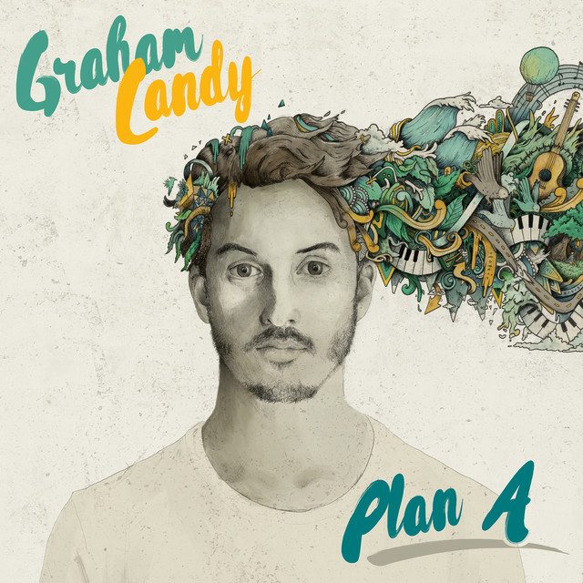 Album cover for Plan A by Graham Candy