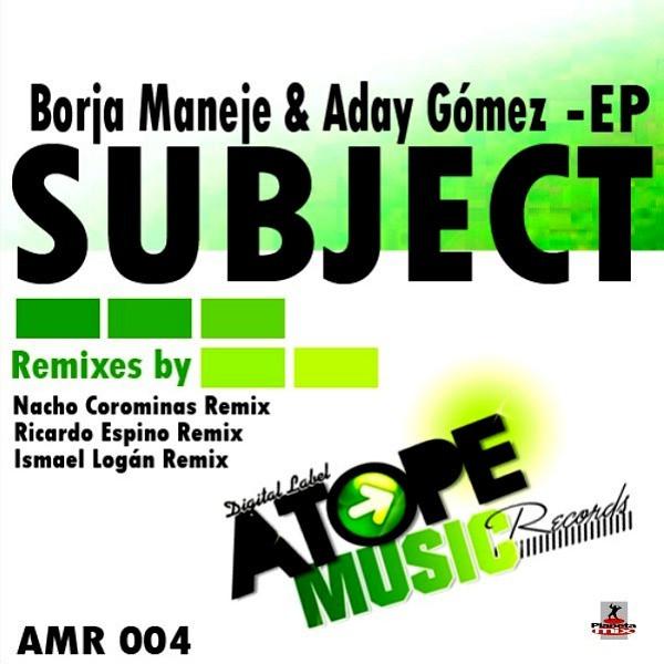 Borja Maneje & Aday Gomez
