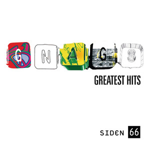 Gnags Greatest - Siden 66 Albumcover