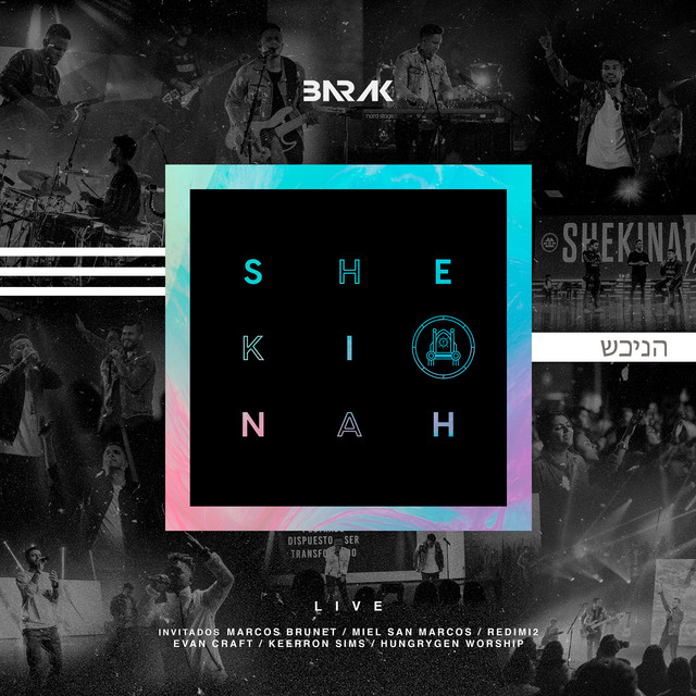 Album cover for Shekinah (Live) by Barak