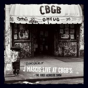 J Mascis Live At CBGB's: The First Acoustic Show album