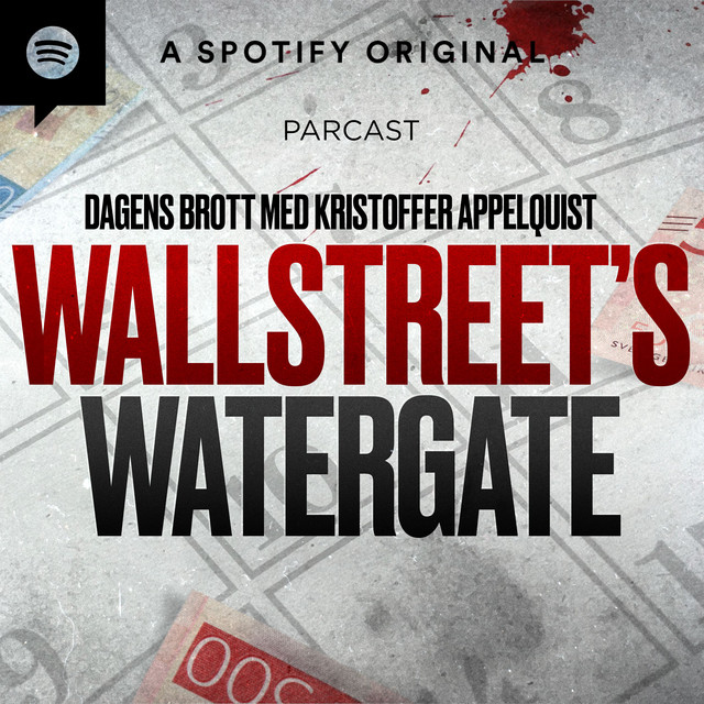 Kristoffer Appelquist: Wallstreet's Watergate