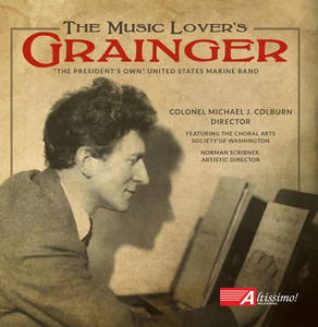 The Music Lover's Grainger album
