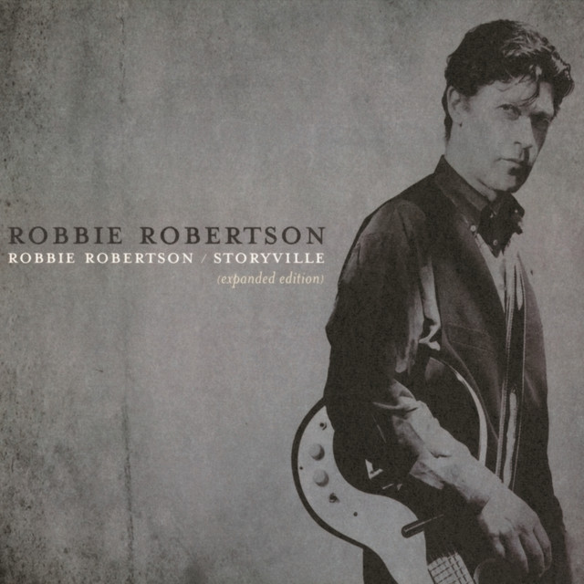 Robbie Robertson Robbie Robertson / Storyville (Expanded Edition) album cover