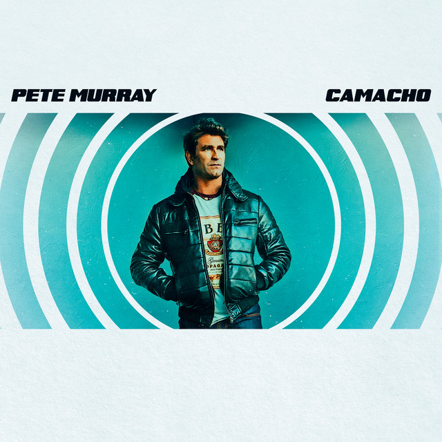 Album cover for Camacho by Pete Murray