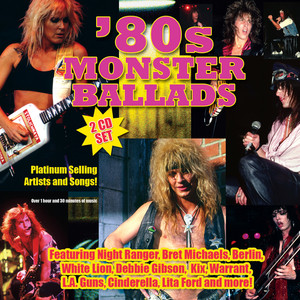 80s Monster Ballads - Starship