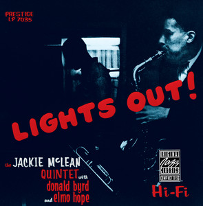 Jackie McLean A Foggy Day cover