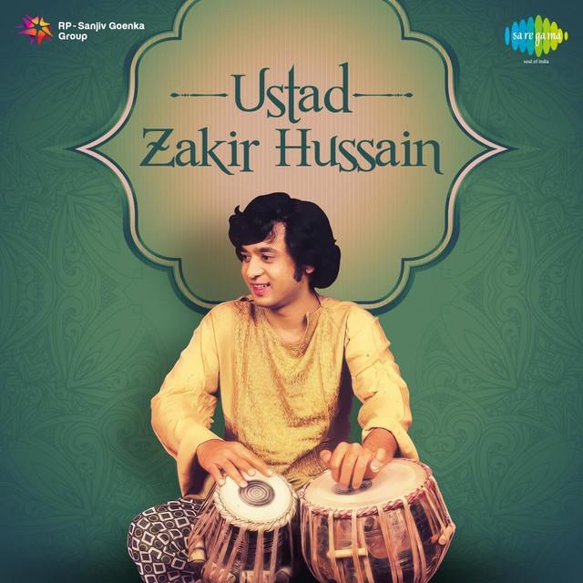 Ustad: Zakir Hussain