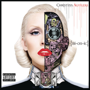 Bionic (Deluxe Version) Albumcover