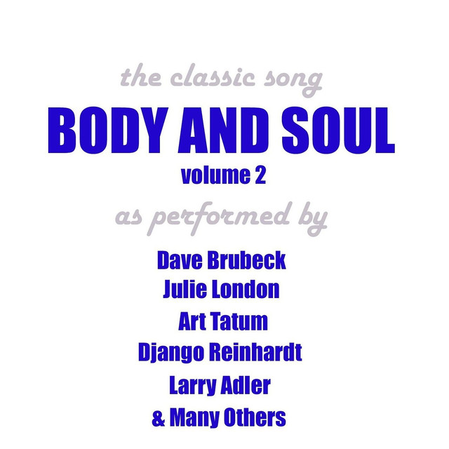 Various Artists Body And Soul - Vol 2 album cover