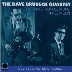 Dave Brubeck Look For The Silver Lining cover