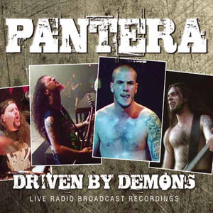 Driven by Demons (Live) Albumcover